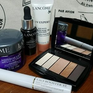 Lancome Travel Set Cils, Renergie, Genifique